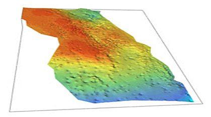 Figure 4. Top of the Floridan Aquifer System in Peninsular Florida
