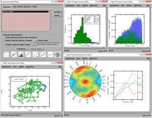 Exploratory data analysis with Isatis