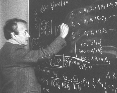 French mathematician and Mining Engineer, known as the founder of geostatistics, who created the Centre de Géostatistique et de Morphologie Mathématique at the Paris School of Mines in Fontainebleau in 1968. Most of his work is available for study and review at the Online Library of the Centre de Géostatistique, Fontainebleau, France.