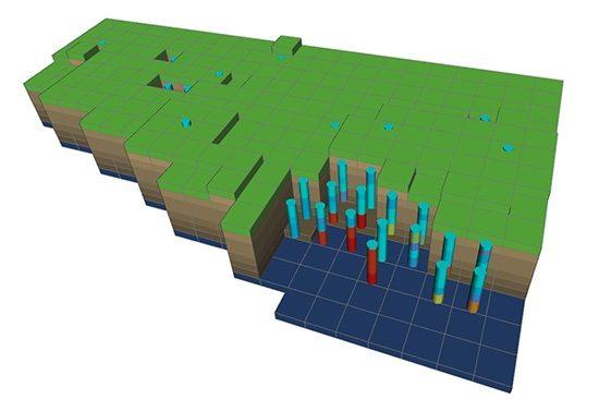Kartotrak delivers excavation plans in 3D