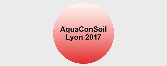 Geovariances is exhibtiting at AquaConSoil 2017