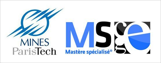 Post-master degree in Geostatistics from Mines ParisTech