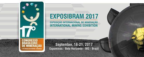 Geovariances is at Exposibram 2017