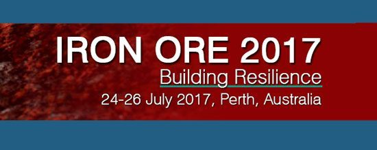 Geovariances is at Iron Ore 2017