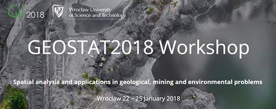 Geostats 2018 Workshop