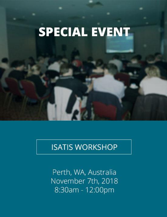 isatis-workshop-2018-perth-mornin