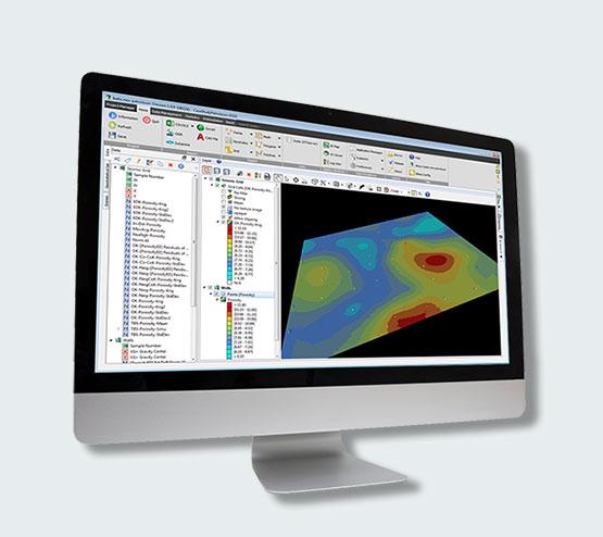Isatis.neo Software solution in geostatistics