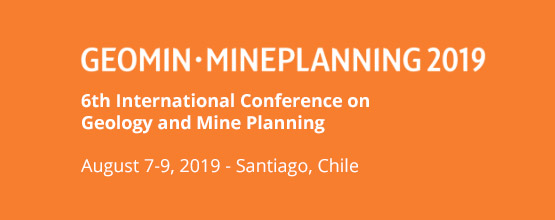 Geovariances is at Geomin-MinePlanning 2019 in August