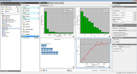Isatis.neo Exploratory Data Analysis