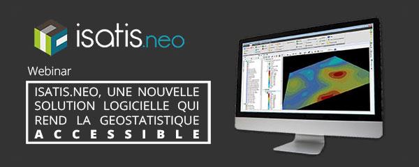 Isatis.neo, solution logicielle en géostatistique