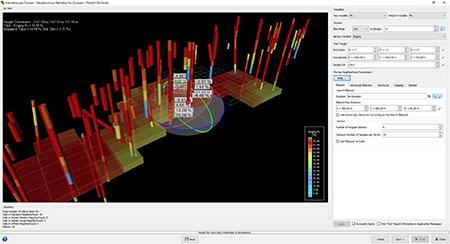 Isatis.neo Mining - Resources Workflow - Variography