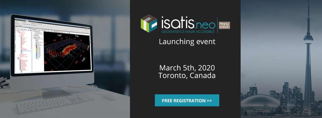 Isatis.neo Mining Edition 2020 Launching Event